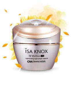 イザノックス(Isa knox)[TERVINA LX regenerating]ナイト アンプル キャプセル 55g